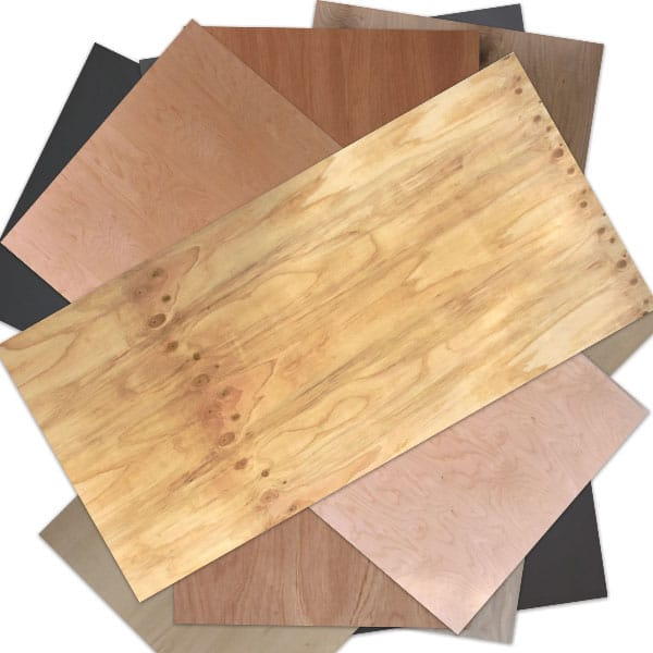 All plywood sheets